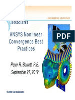 Nonlinear Analysis Convergence Practices BUENISIMO