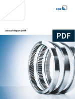 Annual Report 2014 KSB Group Data