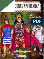 Comics mayas aztecas e incas