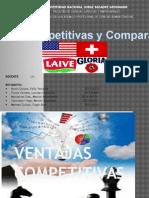 Ventajas Comparativas y Competitivas