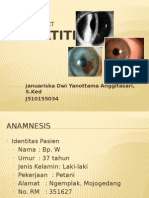 Ppt Case Keratitis
