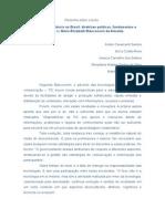 """""""Educação à Distância No Brasil Diretrizes Políticas, Fundamentos e Práticas"""" de Maria Elizabeth Bianconcini de Almeida."""