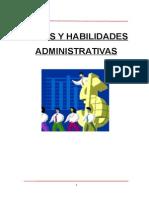 Roles y Habiilidades Administrativas