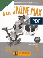 Der Gruene Max Arbeitsbuch