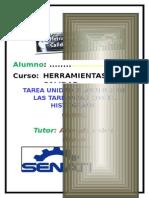 Plantilla GRUPO N° 2 Histograma Tarea Unid 2