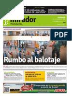 Edición impresa del domingo 1 de noviembre de 2015