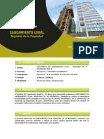 Diplomado Saneamiento Legal Registral Propiedad
