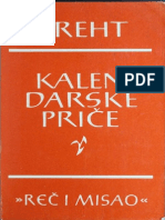 Bertold Breht, Kalendarske Price