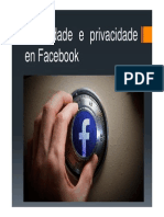 Seguridade e Privacidade en Facebook