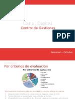Canal Digital (Octubre)