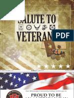 Salute to Veterans 2015