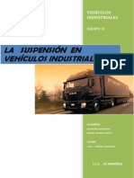 Sistema de Suspension en Vehiculos Industriales