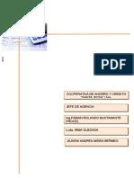 Informe de FCT