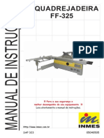 05040505 Manual Esquadrejadeira Ff325 Port 07 Serie 0337 0000 Sap 323 Mnwjc5mnud