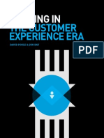 Banking in the Customer Experience Era   By David Poole (Senior Strategist) and Jon Day (Director and Global Lead for Financial Services)