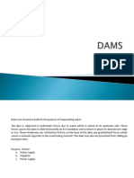 Chapter Vii Dams