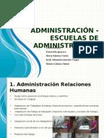 3finalexpo Administracin Escuelasdeadministracin 120607135146 Phpapp01 (1)