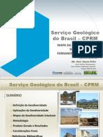 Apresentação do Mapa da Geodiversidade do Paraná como Ferramenta para Gestão Territorial