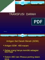 Kuliah Transfusi Darah-1