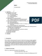 IFRS 13 Fair Value Measurement 2015