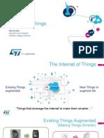 6-Plenary -Internet of Things