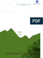 Propuesta Plan de capacitaciónuesta Plan de Capacitación