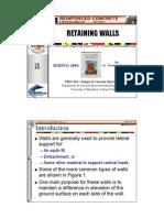 Retaining Walls - 2