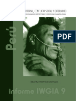 Aislados 2010 Perú