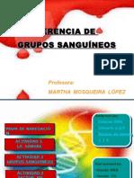 Pro Grupo Sanguineo