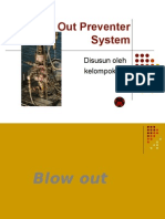 Blow Out Preventer System