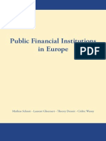 Europan Financial Insitutions in Europe