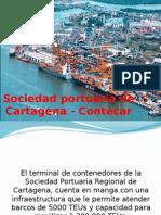 Sociedad portuaria de Cartagena - Contecar.pptx