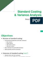 Standard Costing Slides 2015