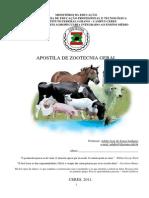 Cópia de Apostila Zootecnia Geral - 2011- Completa