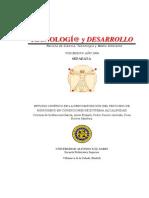 Estudio Cinetico de La Descomposicion Del Peroxido de Hidroegno