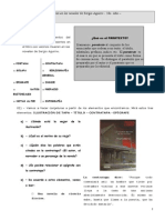 Guía de Lectura Los dwedwdwdwMueren en Las Novelas de Sergio Aguirre