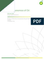 New Economics of Oil