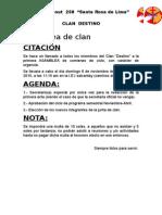 Asamblea de Clan Nov Abril2016