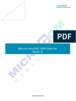 Manual ACAD 2006 Esencial Sesion 6