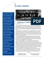 Ford UAW 2015 Contract Summary