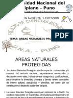 áreas naturales del peru 2015