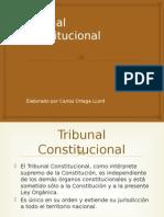 Constitución Española -  Tribunal Constitucional