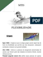 Flexiblidade Fundo Branco