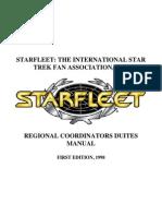 SFI Regional Coordinator Manual