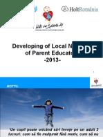Sesiunea 4 Cum Sa Insotesti Copilul Pe Calea Dezvoltarii Sale