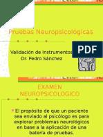 Pruebas Neuropsicologicas
