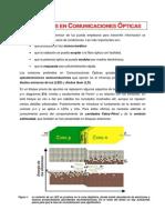 LEDs y LDs en Comunicacioens Opticas