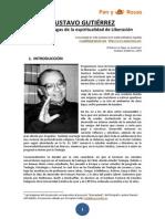 Gustavo Gutierrez-Espiritualidad de la Liberacion.pdf