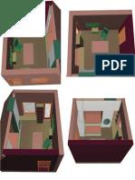 design interior dormitor copil