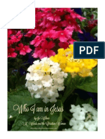 Who I Am In Jesus by Jo Wilmer